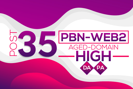 Post 35 Pbn Web2 Aged Domain High Da Pa