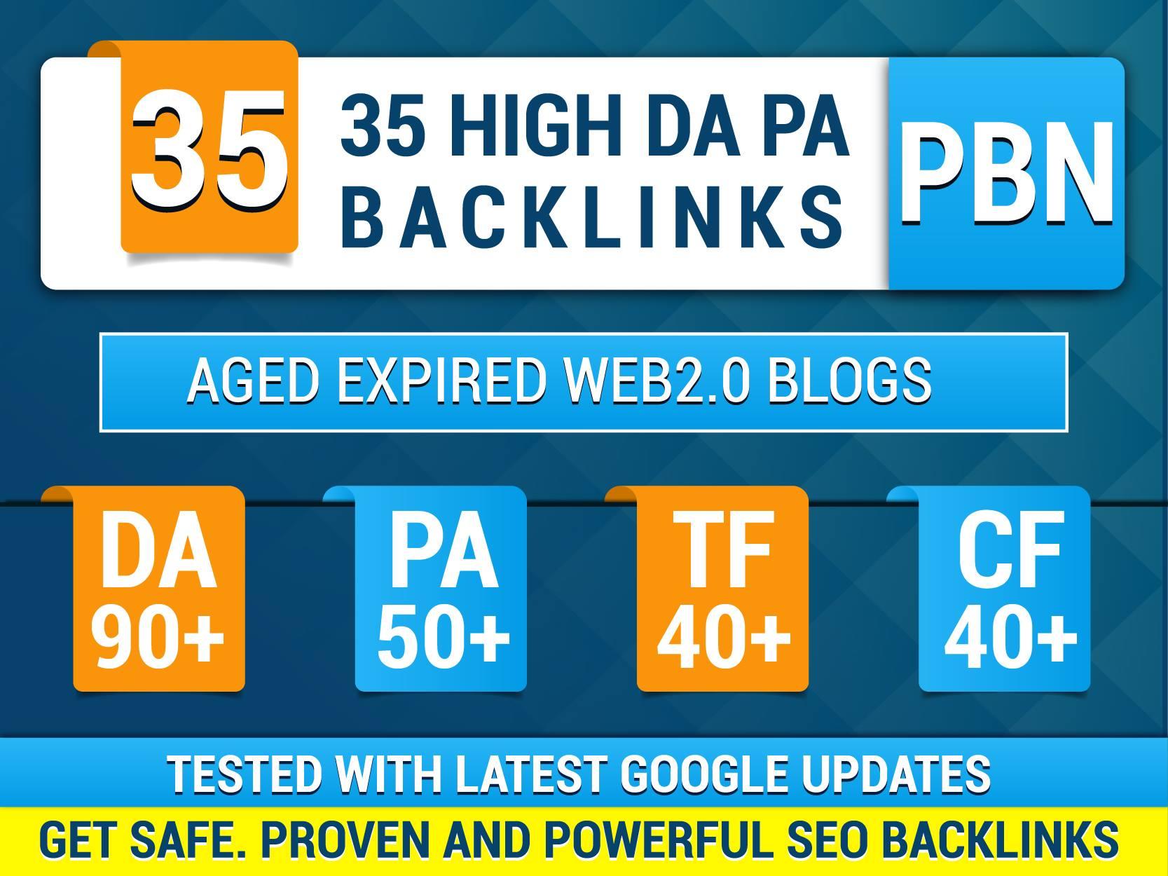 Post 35 Pbn Web2 Aged Domain High Da Pa