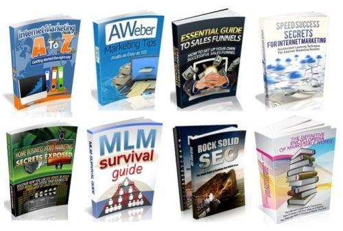 100-MRR-Marketing-Ebooks -MRR PDF Only 5 cents per eBook