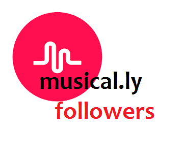 Get 200 followers to Your Musical.ly account