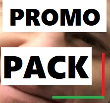 Promotion Bundle 1 Website Ads, Links & Social S...