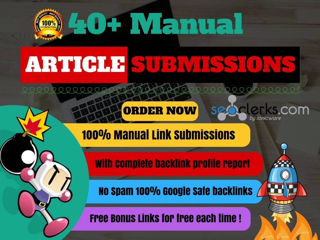 Do Manual High Authority Article Directories Submissi...