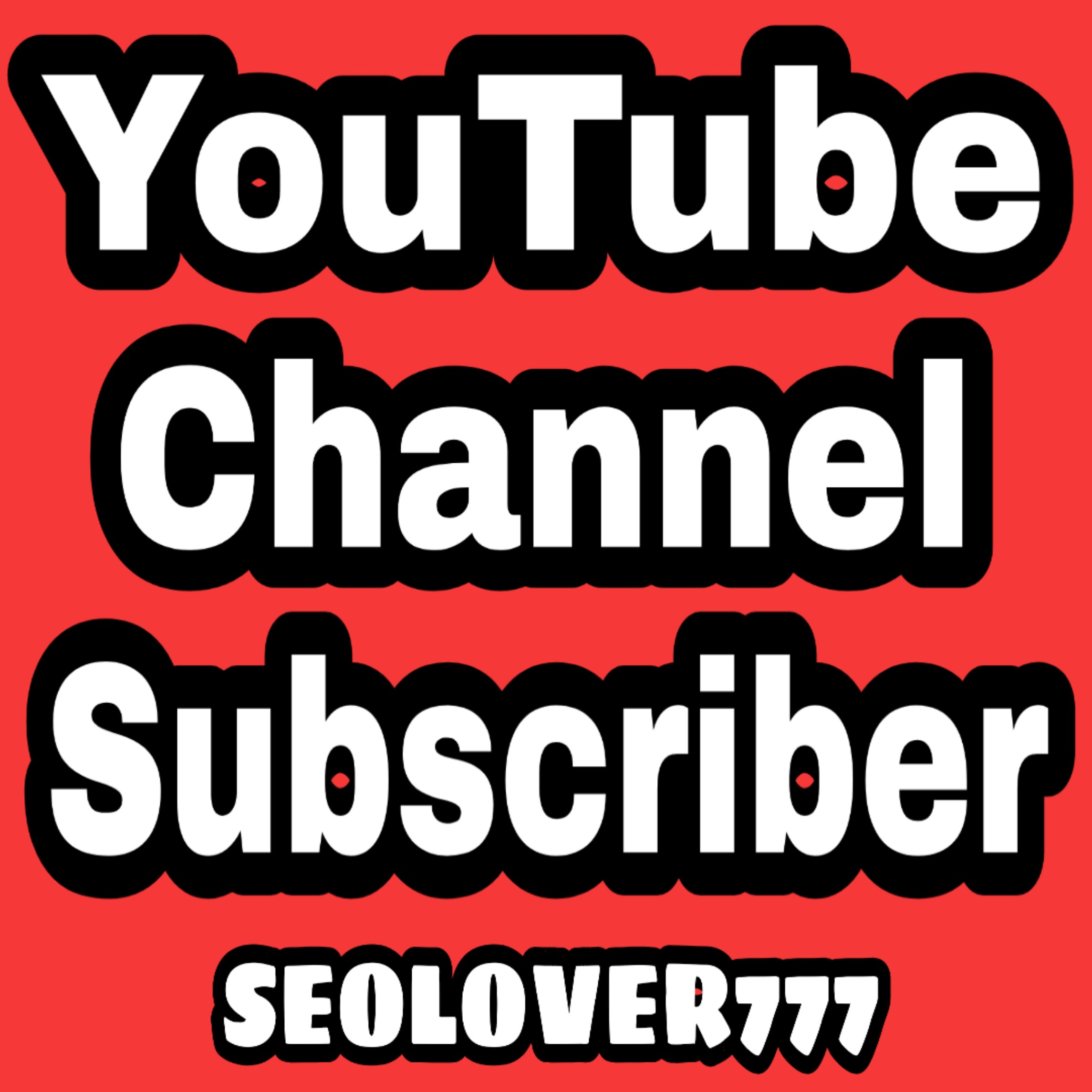 YouTube promotion real,  active,  permanent & non-drop only