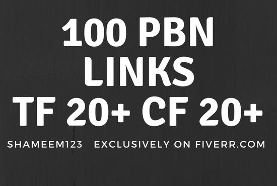 150 Contextual PBN Backlinks