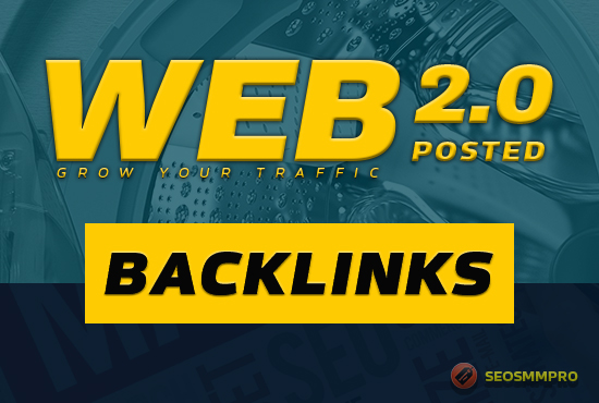 place 10 unique web 2 posted backlinks to improve ran...