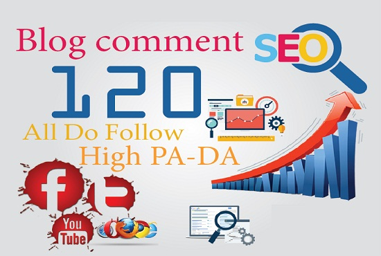 provide 120 dofollow backlinks low obl high dapa