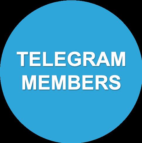 500 HQ telegram membrs for chanels/grups