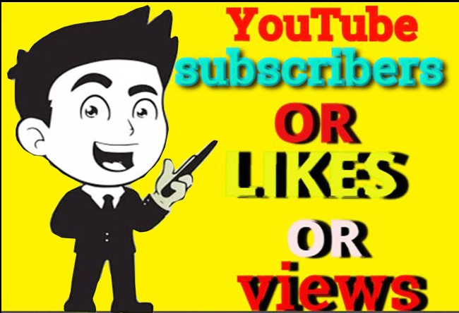 Do Youtube Manually Non-Droop Promotion very fast in 24 hours completed