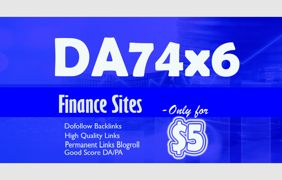 Give Link DA74x6 Finance Site Blogroll Permanent