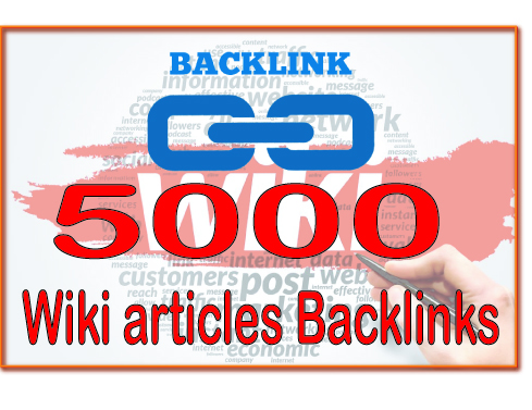 Do 5000 Wiki Articles Highly Authorized Google Dominating Backlinks