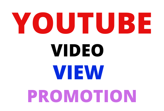 Unlimited Offer And High Quality YouTube promotion active save and social media marketing