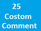 50-Custom-comments-with-profile-picture-supper-fast-delivery