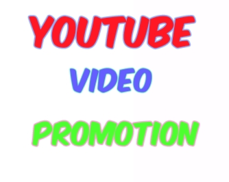 YouTube Videos Promotion for cheap price