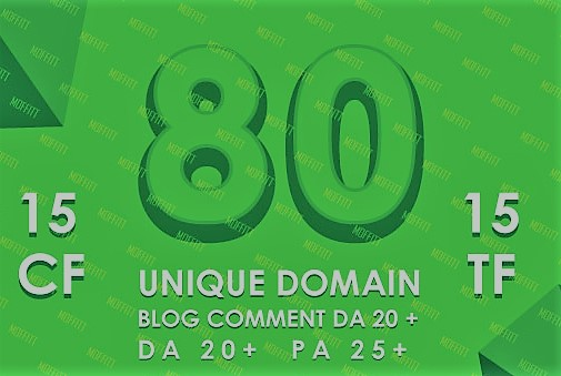 Do 80 High Trust Flow Citation Flow Dofollow Backlinks