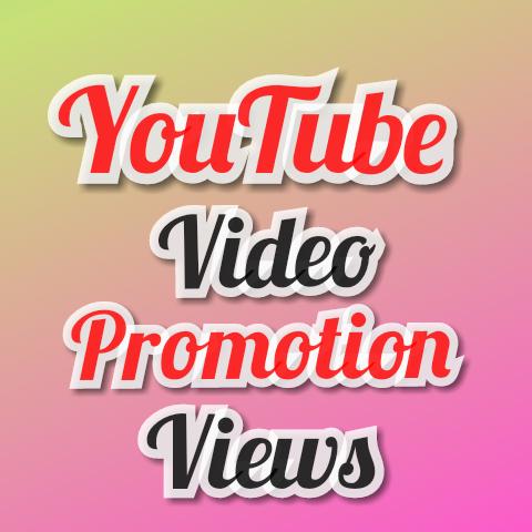 Organic YouTube Video Promotion Social Media Marketing Instant Start