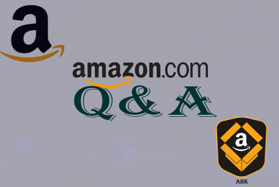 Create 20 Amazon Questions And Answers ( Q&A ) For Product Ranking