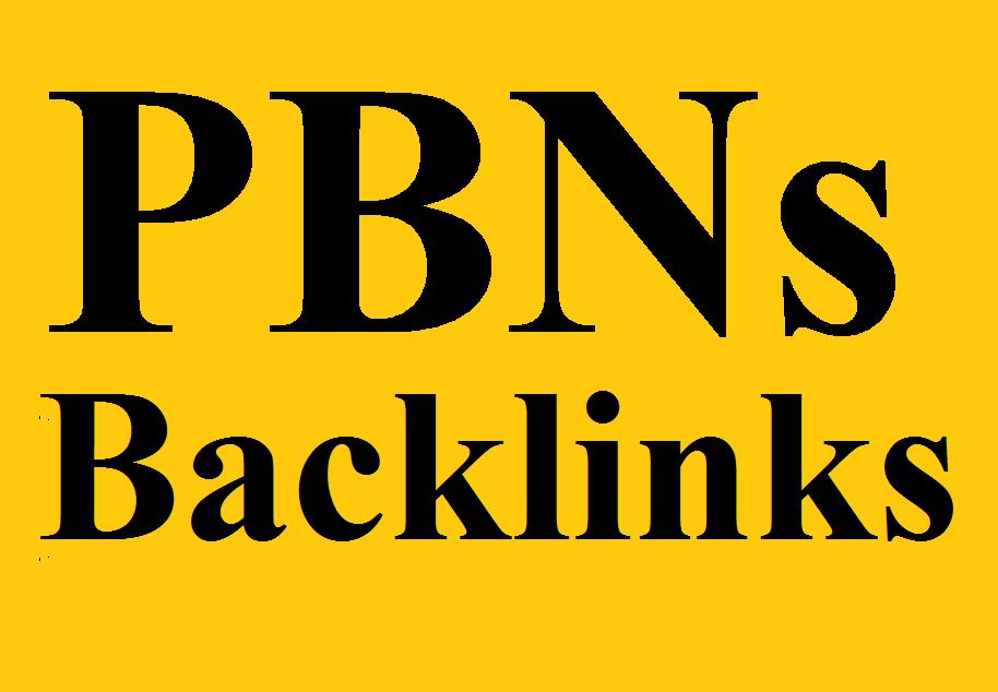 700 PBNs Blog Backlinks - DA 80+