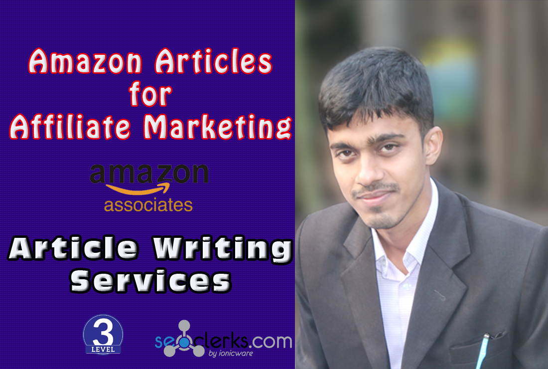 Article Writing for Affiliate Marketing