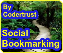 provide you 5 social bookmarking for web rank