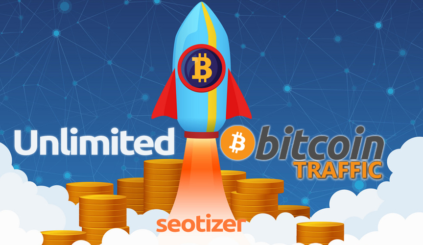 Unlimited BITCOIN Targeted Human VISITOR on Website f...