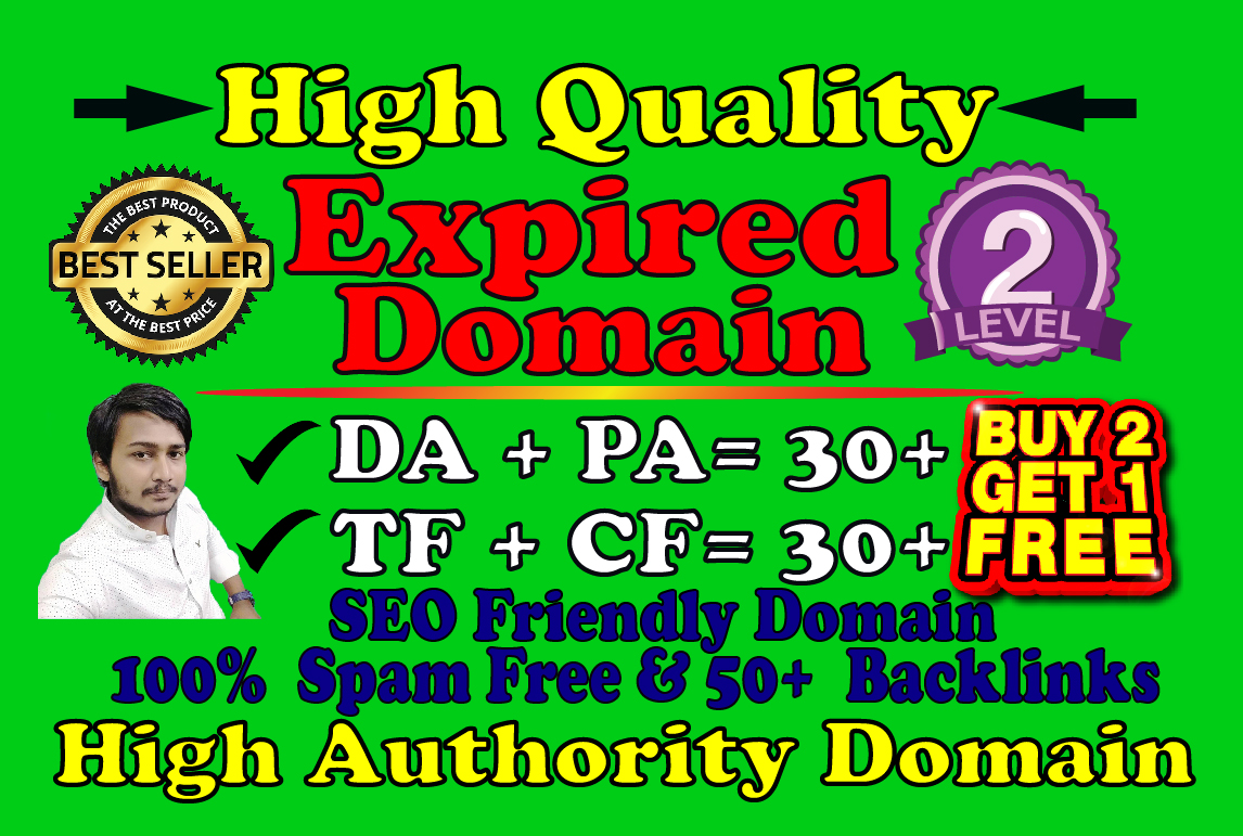 Research 5 Expired Domain
