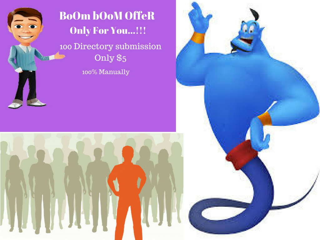 110 Directory submission pr3 up to pr9 within 24 hours for