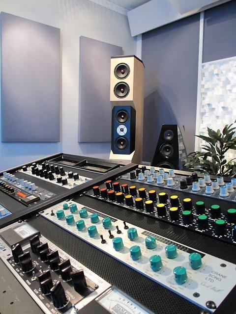 Mastering audio music