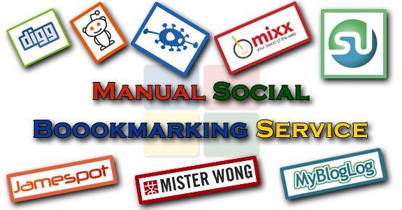 TOP 35 Social Bookmarking  Manual Work Full Report