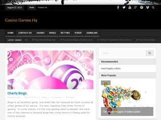 Gambling PR8 Blog Post