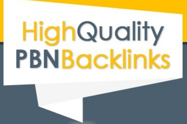 25 Unique PBN guest posts Backlinks from High Quality...