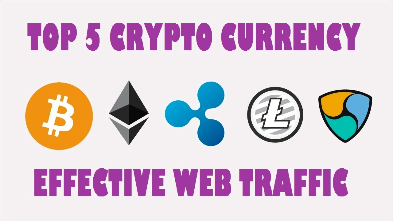 Drive 10,000 Effective Crypto Currency Keyword Targeted Web Traffic