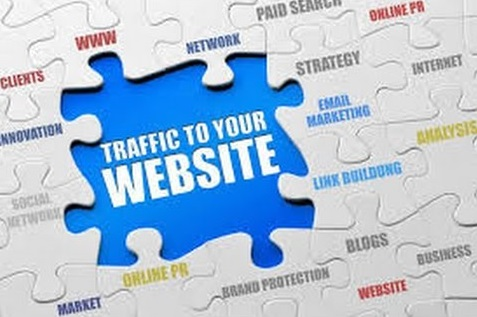100,000+ REAL HUMAN TARGETED WEBSITE TRAFFIC for One Month
