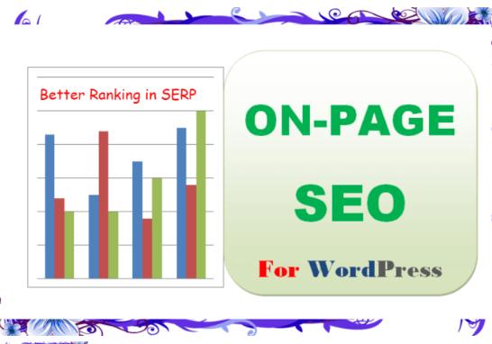 Fix Or Optimize Wordpress On Page SEO