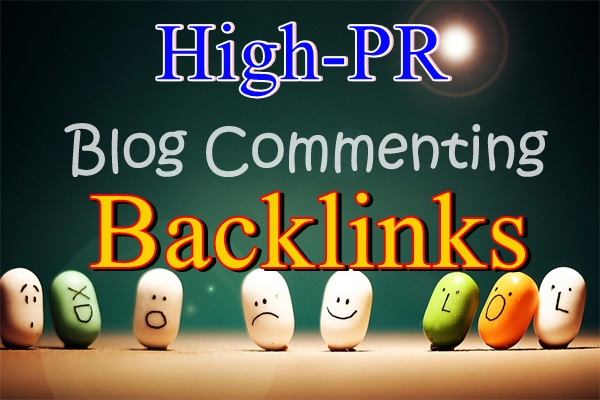 Manually Do 40 Blog Comments on HIGH DA PA