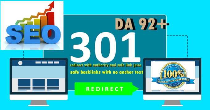 High authority 301 redirect backlink from above DA90 Forbes,  BBC HuffingtonPost etc