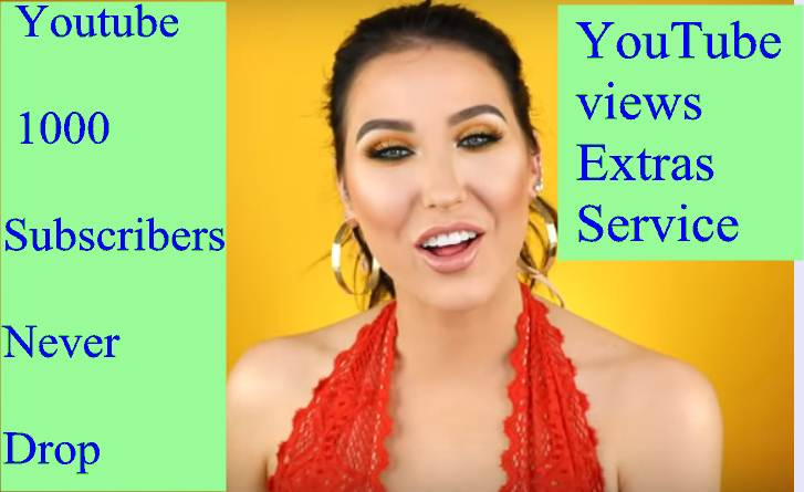 GUARANTEE  BRAND OFFER 1000 subs-  cribers safe and real activefor EVERYMAN