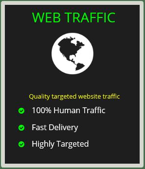 Monthly Website Traffic/Rank Cheap