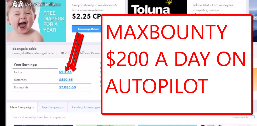 Teach CPA free traffic strategy to make 200 a day online