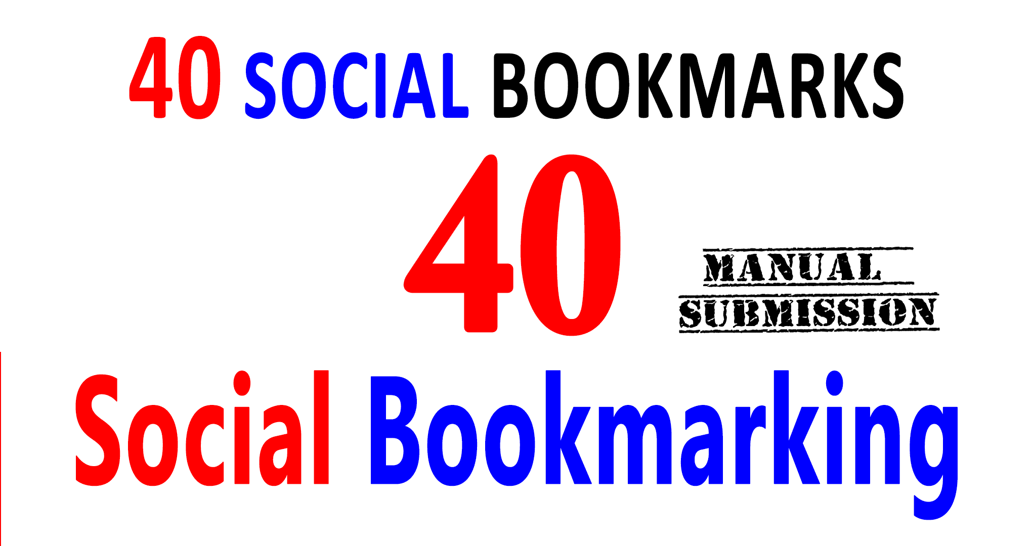 Do 10 High DA Social Bookmarking Backlinks