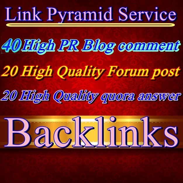 Improve Your Site Into TOP Google Rankings With My All-In-One High PR Quality Backlinking Package
