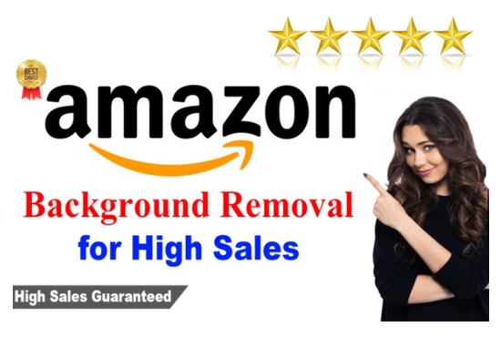 Do 20 Background Removal, Photo Editing, Amazon Product Images