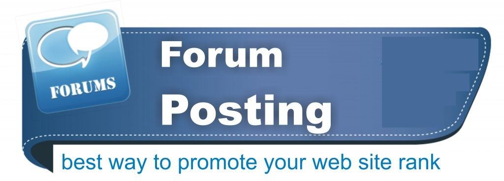 Crowd Marketing Provide you 10 quality,  natural,  manual forum posting backlinks.