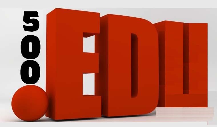 500+ .edu Backlinks Provide now