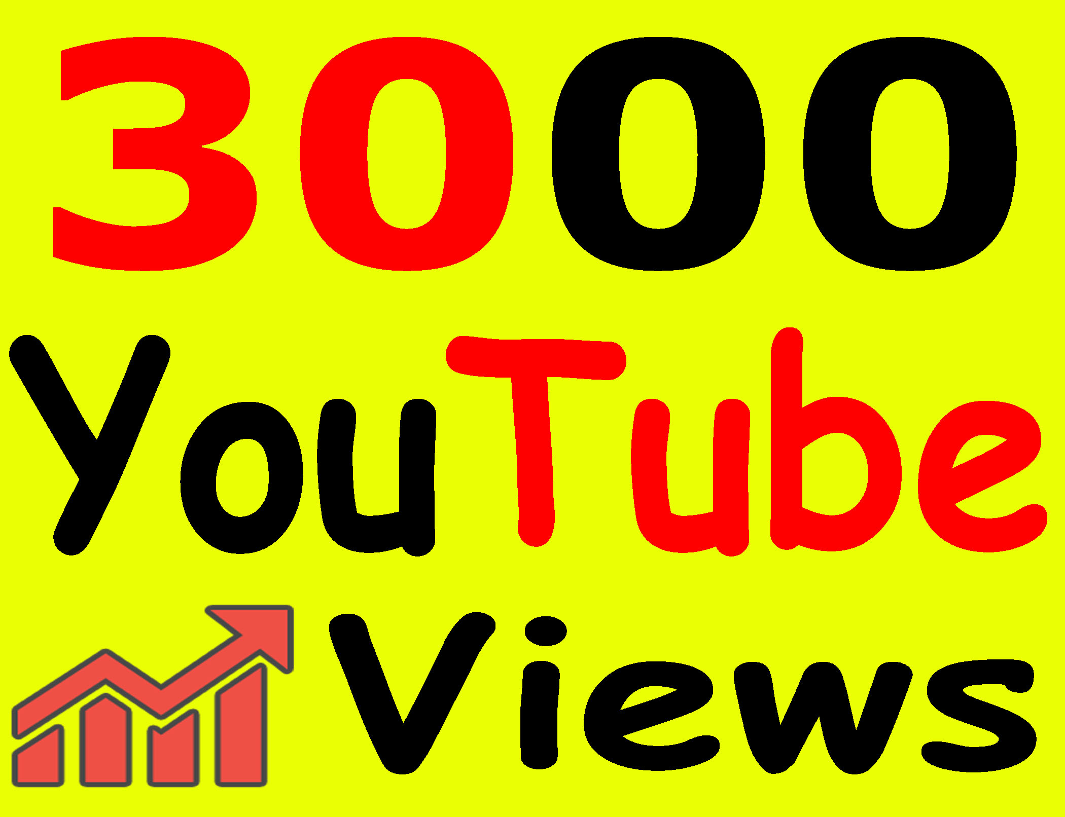 Give 2000 To 3000 Views High Retention 90 To 99 NonDrop Lifetime Guarantee