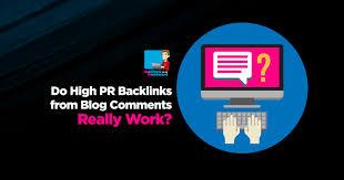 Do Manually 500 High  Da Pa quality sites Blog Comment Backlinks