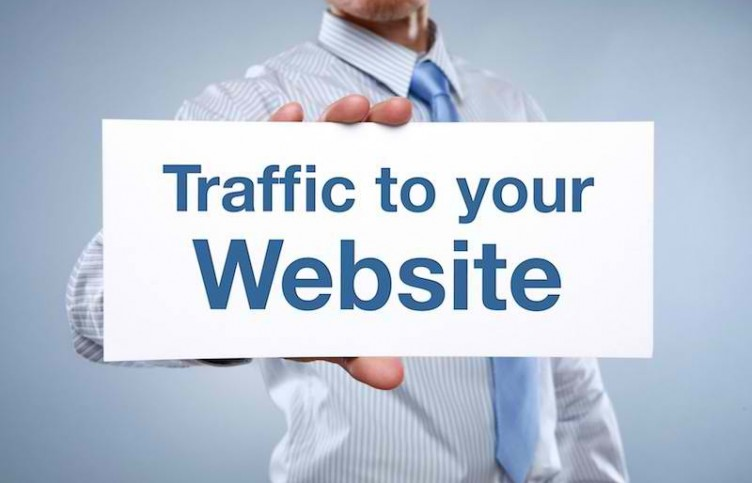 Huge Traffic 1,000 visitors from real people to your site,  affiliate or refferal link from our network sites