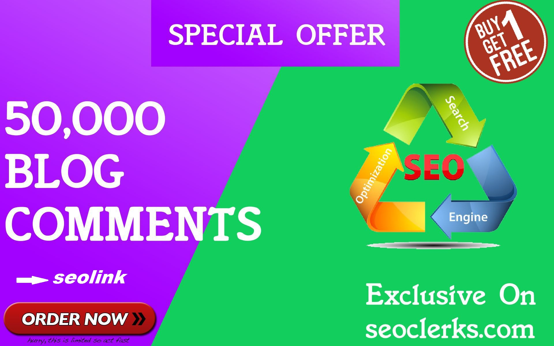 will  do 50,000 gsa search engine ranker blog comments backlinks