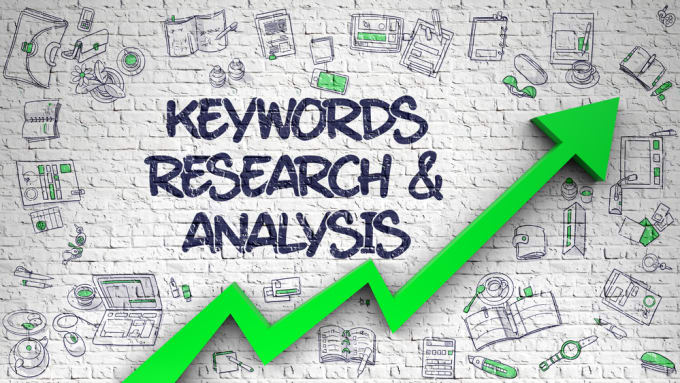 Keyword Research,Find out Niche Related Best Keywords With Competitor Analysis Within 24 Hours