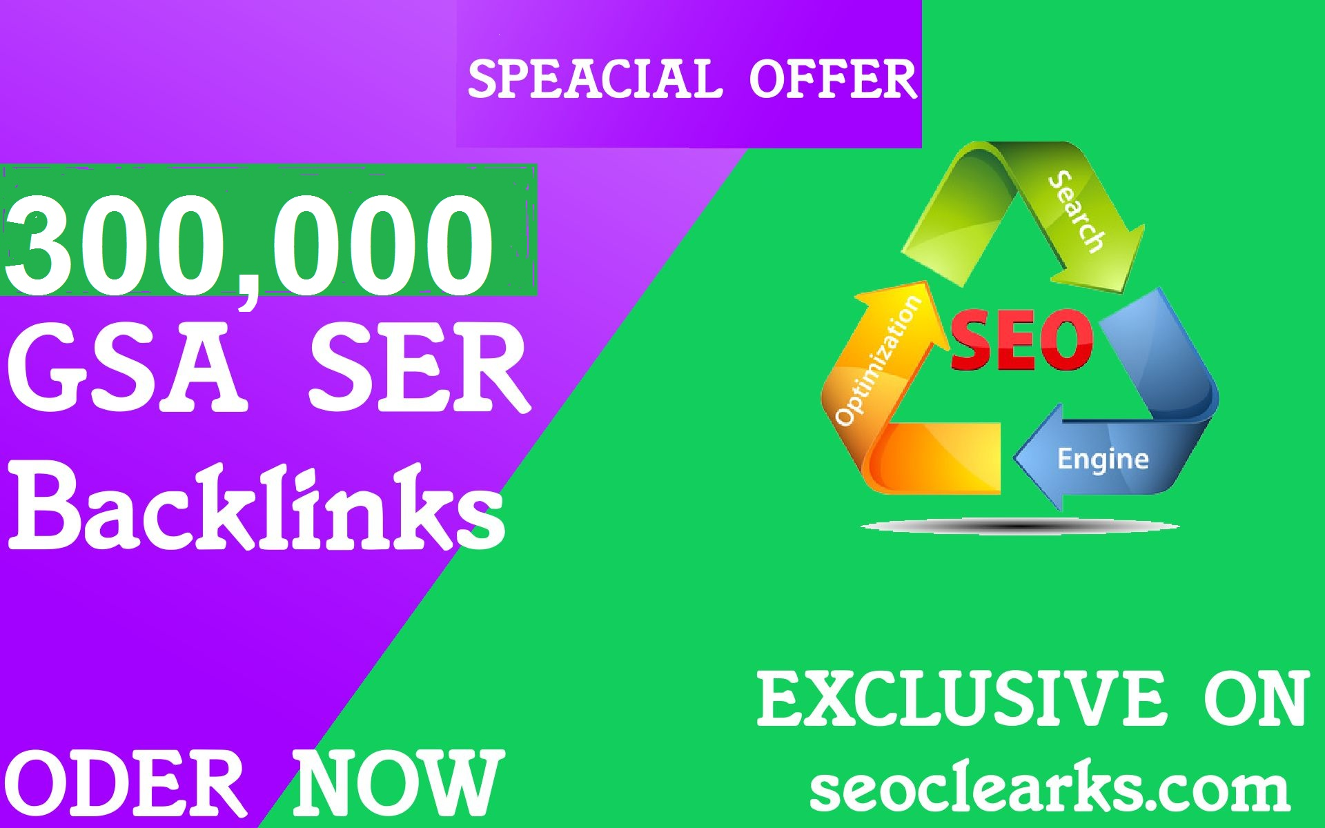 Build High Quality 400000 Gsa Ser Backlinks For Highe...