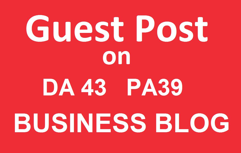 Publish a Guest Post on Bussinesshours - Business Blog
